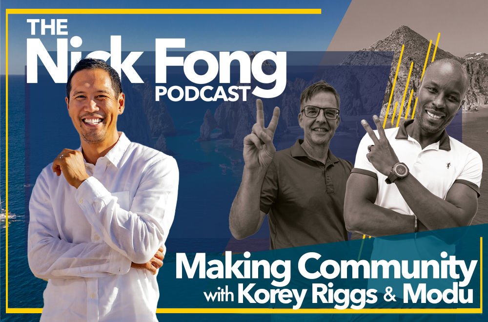 Building a community in Cabo and Baja California Sur with Nick Fong