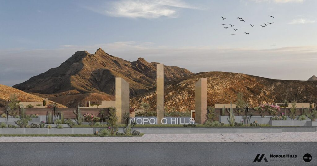 See the hottest new development project in Baja California Sur: Nopolo Hills